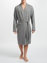 John Lewis & Partners Jersey Robe