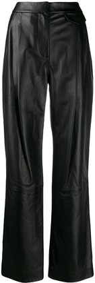 3.1 Phillip Lim Long Leather Pants