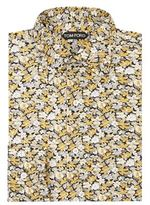 Tom Ford Floral Slim-fit Shirt