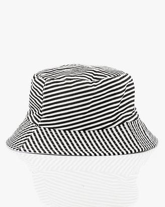 Le Château Reversible Printed Cotton Bucket Hat