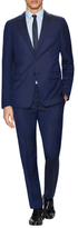 Prada Wool Birdseye Notch Lapel Suit