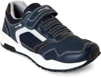 Geox Toddler Boys) Navy & Black Coridan Low-Top Sneakers