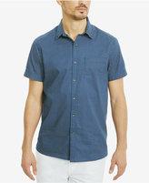 Kenneth Cole Reaction Men's Quote Mark Cotton Shirt