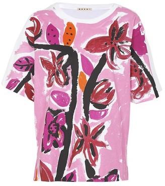 Marni Flower print T-shirt