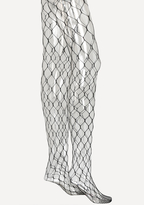 Bebe Oversize Fishnet Tights