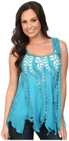 "Scully Honey Creek ""Kayla"" Crochet Top"