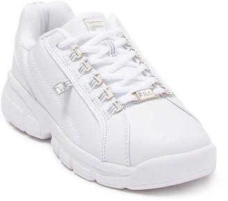 Fila Usa Exchange Leather Sneaker