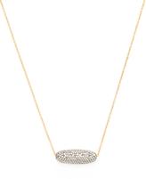 Amrapali 18K Yellow Gold & 1.25 Total Ct. Diamond Pendant Necklace