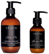 ré;vilo Cosmetics NEW Seville orange blossom hand & body lotion by ré;vilo Cosmetics