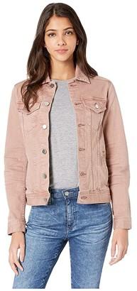 AG Jeans Mya Jacket (1 Year Sulfur Industrial Mauve) Women's Coat