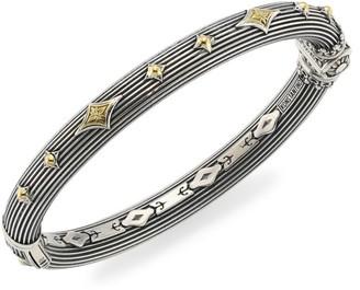 Konstantino Delos 18K Yellow Gold & Sterling Silver Bracelet