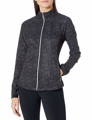 Cutter & Buck Women's Lightweight Michela Printed Jacket