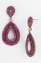 Tasha Teardrop Statement Earrings
