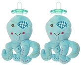 Mary Meyer Wubbanub Pacifier Baby Buccaneer - 2 Count by