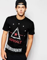 Asphalt Yacht Club Cobra Logo T-Shirt