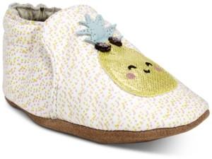 Robeez Baby Girls Happy Fruit Shoes