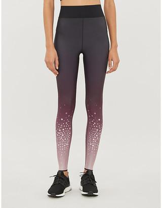 ULTRACOR Celestial high-waisted stretch leggings