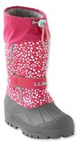L.L. Bean Kids' Northwoods Boot, Print