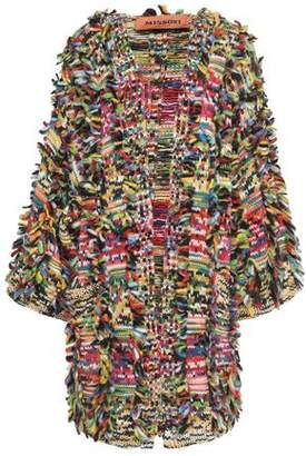 Missoni Fringed Knitted Cardigan