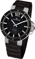 Jacques Lemans Women's Quartz Watch Milano 1-1707A with Rubber Strap