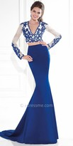Tarik Ediz Derex Evening Dress