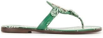 Tory Burch Miller paisley print sandals