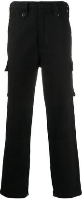 Flap Pocket Jeans