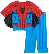 Marvel Toddler Boy Spider-Man Uniform Top & Bottoms Pajama Set