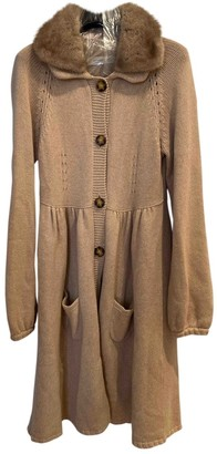 Gerard Darel Beige Cashmere Knitwear for Women