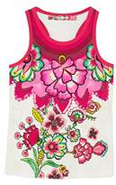 Desigual Girl's Nuevohamp Floral Top