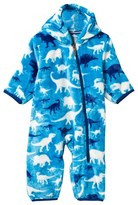 Hatley Blue Dinosaur Fleece Bundler