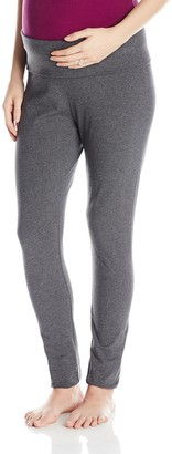 Three Seasons Maternity Women's Maternity Yoga Legging