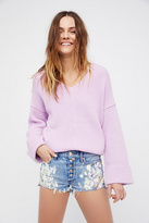 We The Free Painters Denim Shorts by at Free People