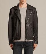 AllSaints Owen Leather Biker Jacket