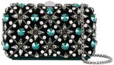 Rodo embellished clutch