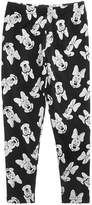 Disney Disney's Minnie Mouse Printed Leggings, Little Girls