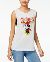 Disney Juniors' Minnie Mouse Daydreamer Graphic Tank Top