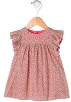 Chloé Girls' Floral Dress