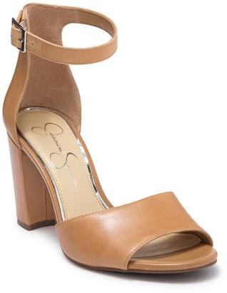 Jessica Simpson Sherron Block Heel Sandal (Women)