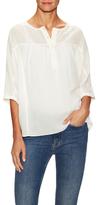 MiH Jeans Zodiac Cotton Top
