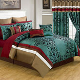 CAMBRIDGE HOME Cambridge Home Eve Complete Bedding Set with Sheets