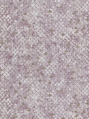 Roberto Cavalli Mosaic Snake Printed Wallpaper