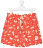 American Outfitters Kids Lobster print shorts