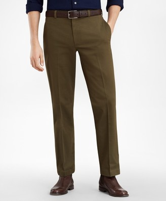 Brooks Brothers Clark Fit Stretch Advantage Chino Pants