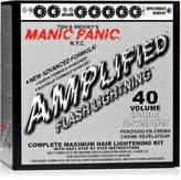Manic Panic Flash Lighting 40 Volume Complete Maximum Hair Lightening Kit