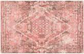 """One Kings Lane Lyrical Rug - Pink - 5'x7'6"""""""