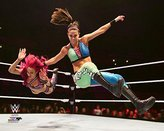 WWE Bayley 8x10 Photo (2016 action)