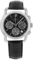 Burberry BU1209 Chronograph Stainless Steel Automatic 38mm Mens Watch