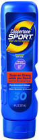 Coppertone Sport High Performance Sunscreen Lotion, SPF 30