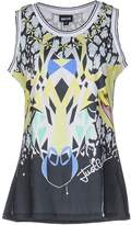 Just Cavalli Tank tops - Item 37914171